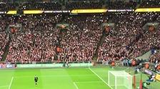 Wembley - Man U v Saints