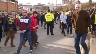 Police thank fans' 'good spirit' at East Anglian Derby