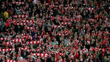 Southampton FC: We won't ever forget your support at Wembley