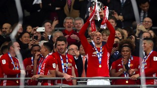 EFL Cup final report: Manchester United 3-2 Southampton