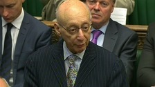 Oldest serving MP Sir Gerald Kaufman dies triggering by-election
