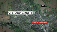 Two found dead at house in Stowmarket