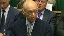 Manchester Gorton MP Sir Gerald Kaufman dies at 86