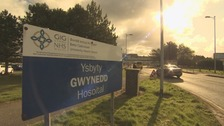 Almost £14m for A&E department at Ysbyty Gwynedd