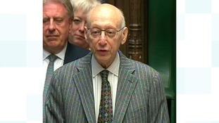 Sir Gerald Kaufman was the oldest serving MP in the Commons
