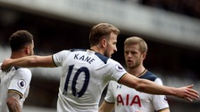 Pochettino reveals Kane's fiery side after hat-trick