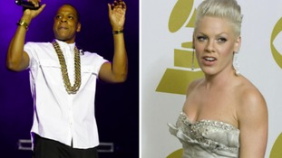 P!nk and Jay Z will headline