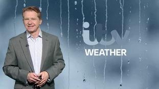 Monday's weather for the east of the region