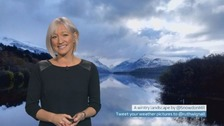 Wales Weather: Can you believe, snow and ice?