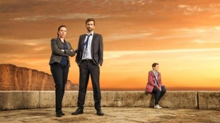 Final series of ITV's Broadchurch: meet the stars - including the iconic locations