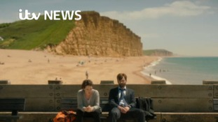 Dorset beaches back on screens as Broadchurch returns