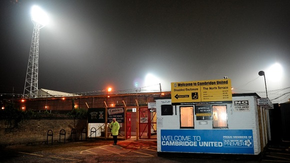 Cambridge United gets Heritage grant