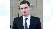 Adam Johnson to appeal tomorrow - children's charity calls for law change