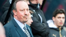 Rafa: 'Gayle unavailable' for vital Brighton fixture