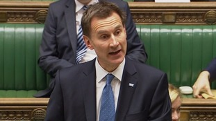 Jeremy Hunt: No evidence patients at risk after NHS leaves 700,000 files in warehouse for five years