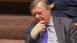 Rushcliffe MP Kenneth Clarke has become the 'father of the house'