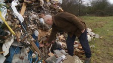 Farmers call for better protection against fly-tippers