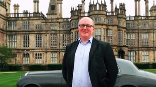 Stately home trust fined after Butler crushed to death