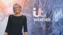 Wales Weather: A warning for ice!