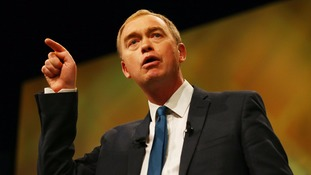 Liberal Democrat leader Tim Farron said public services will be hit in the long term.