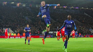 Premier League report: Leicester City 3-1 Liverpool