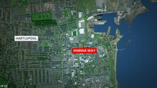 9-year-old boy critical in hospital after Hartlepool collision