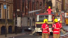 Police offer £50k reward in Chinatown fire investigation