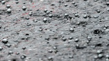 Heavy hail showers predicted in the South West