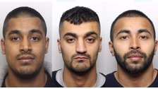 Trio sentenced to 31 years for 'crash for cash' plot