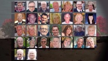 The 30 Britons killed in the Sousse beach attack.