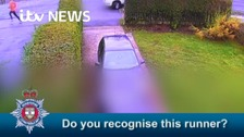 It happened when a woman was reversing out of her drive on to a main road in Mickleover in December last year