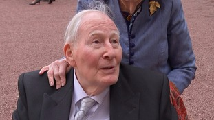 Sir Roger Bannister tells ITV News: 'Doping in sport is extremely sad'