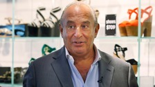 Sir Philip Green pays £363m to settle BHS pension schemes