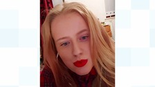 16-year-old Abbey Lewis is thought to be heading to Birmingham