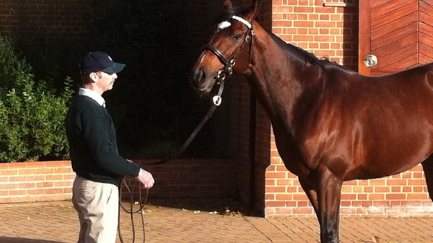 Frankel takes a bow