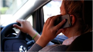 New penalties come in to force today to deter drivers using phones at the wheel