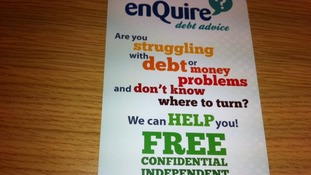 Information leaflet from Enquire