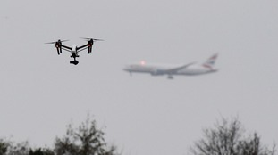 Ban drones near airports, former police chief says