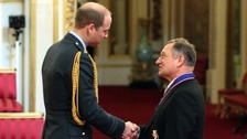Knighthood for Wiltshire explorer Sir David Hempleman-Adams