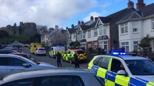 Woman in hospital after 'serious' assault in Mumbles
