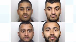 Four sentenced to 37 and a half years for Leeds 'crash for cash' plot