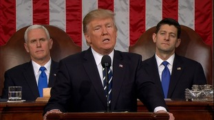 Congress address was Trump's best speech yet but it showed America's divisions