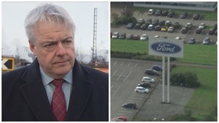 Carwyn Jones/Ford