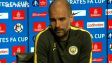 Pep Guardiola: Every match feels like a cup final