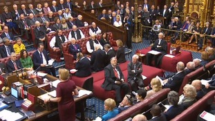 Government faces defeat on Brexit bill in Lords