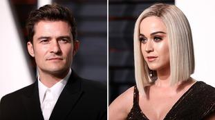 Actor Orlando Bloom splits from pop star Katy Perry