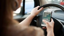 Persuasion and punishment: don't text and drive