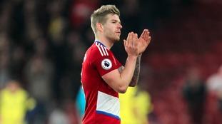 Boro midfielder Adam Clayton signs new contract