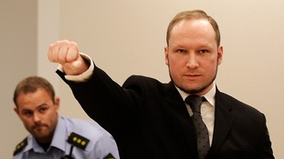 Mass murderer Anders Breivik loses human rights case against Norway