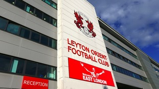 League Two Leyton Orient served with winding-up order